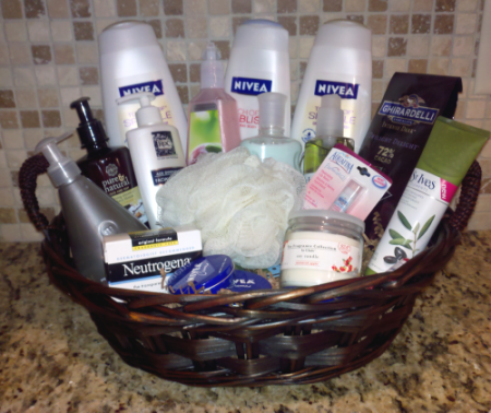 Mothers day gift baskets ideas