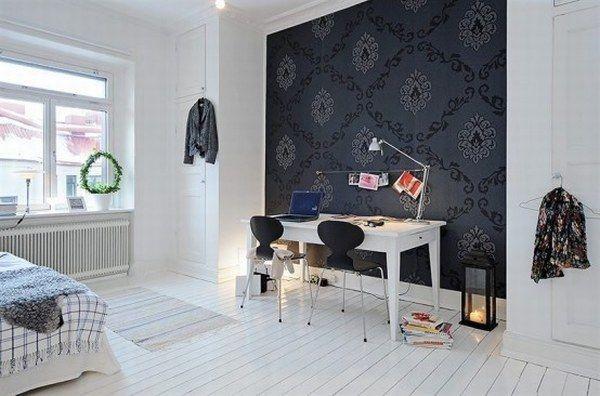 Black and white apartment setting diy home decor guide inspiring home decor ideas - Home decorating ideas black and white ideas ...