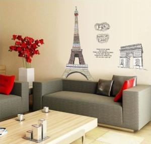 Contemporary paris room decor