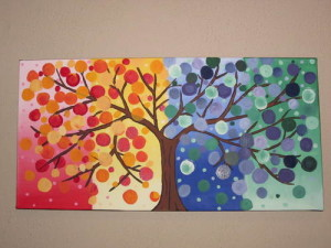 DIY acrylic painting ideas