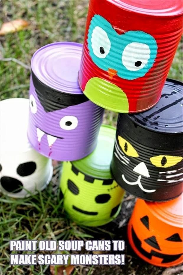 Easy Halloween Crafts For Elderly