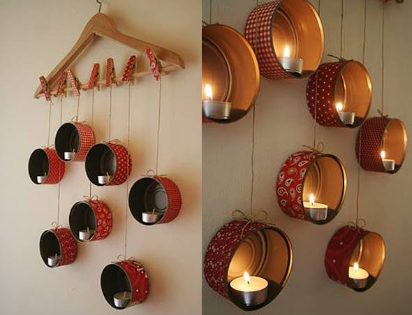 Diy fun and easy crafts ideas for weekend for Decoration from waste things