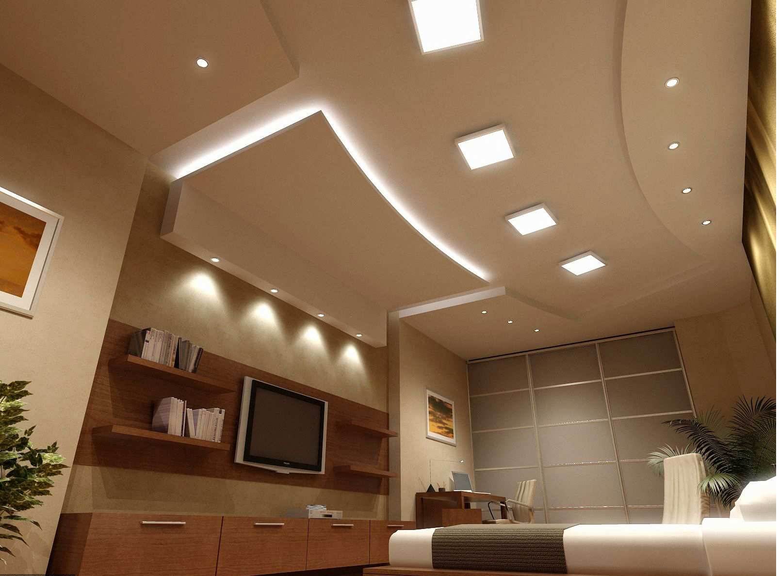 Decorative lights for home for Home ceiling design images