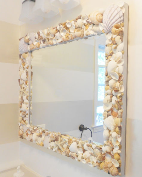 Diy Mirror Frames Ideas To Do At Home