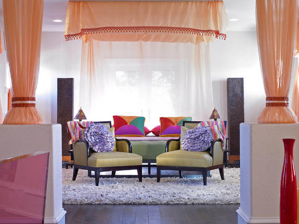 Apartment decorating ideas with low budget for Simple flat decoration