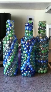 Glass bottle crafts ideas