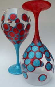 Glass crafts to do at home
