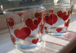 Glass painting patterns for beginners