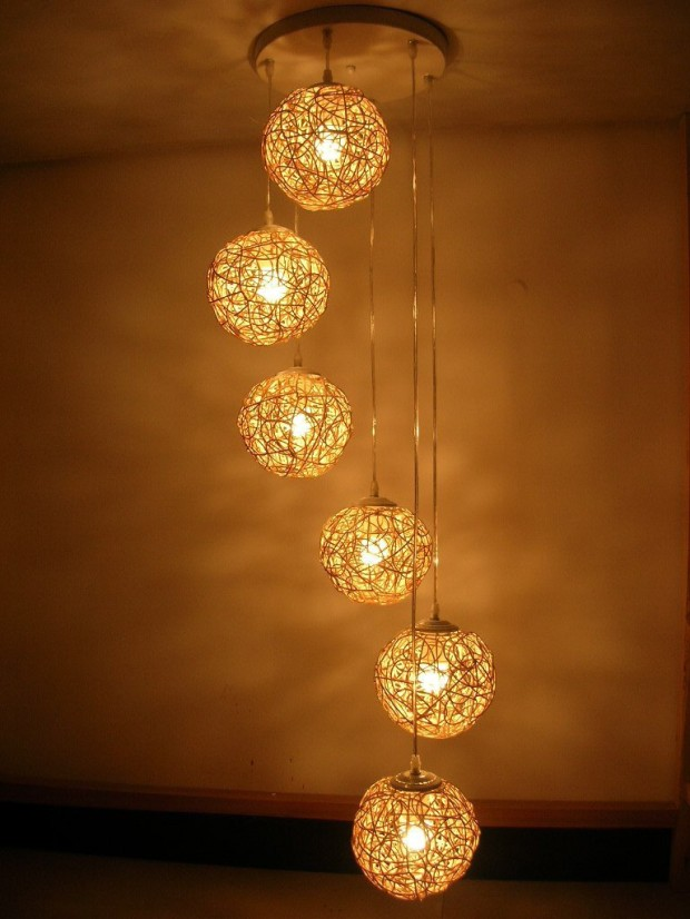 Decorative lights for home for Home decor ideas string lights