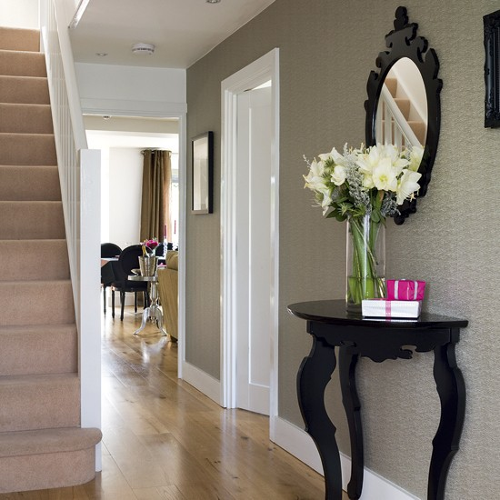 Foyer Layout Uk : Five small hallway ideas for home