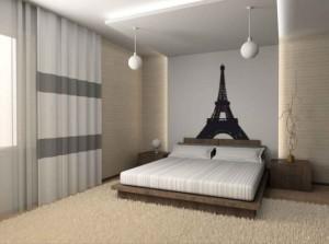 Modern french room decor