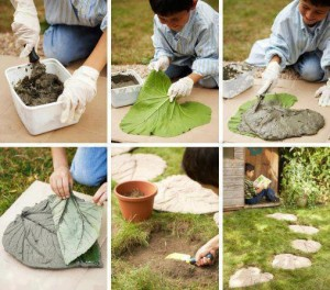Small front garden ideas to make pavement