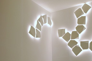 Wall decoration lights