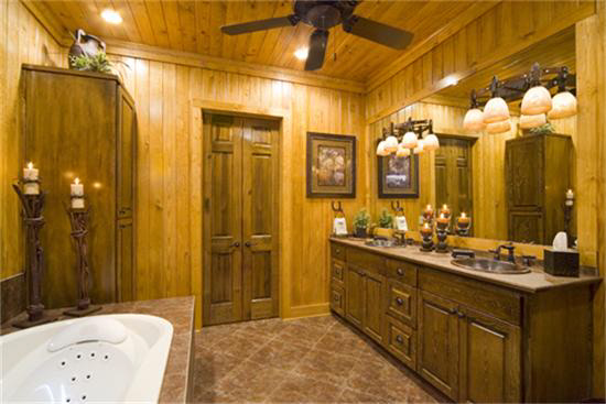 western bathroom decor ideas