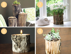 Wooden crafts DIY