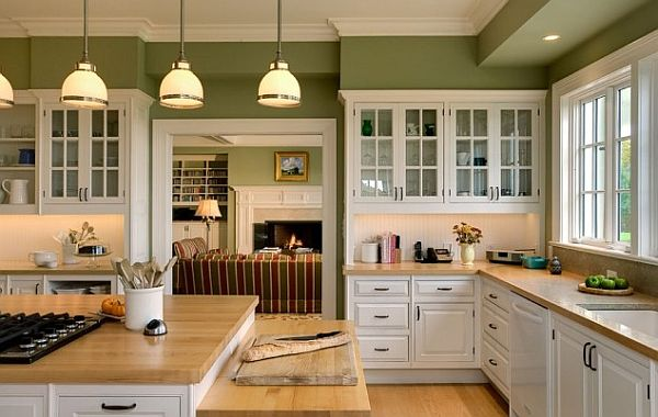 Beautiful Kitchens With White Cabinets Part 14