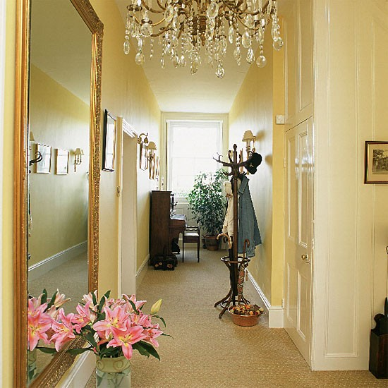 Hallway Entry Decorating Ideas: Five Small Hallway Ideas For Home