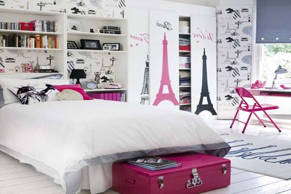 How You Can Give Classic Paris Look Too Your Room