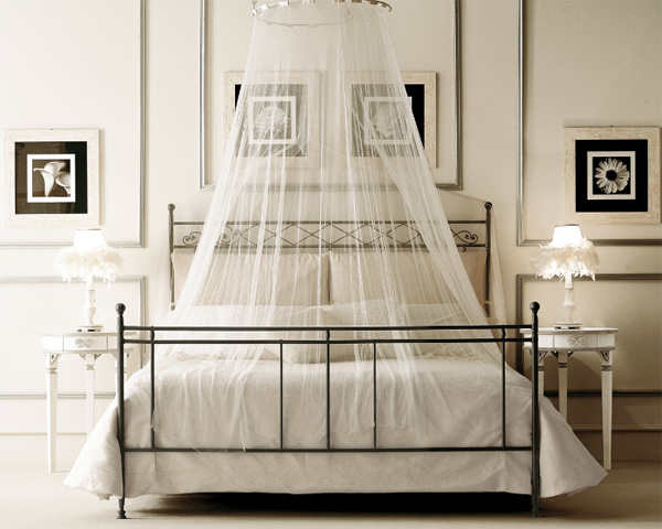Bed Canopy Rings