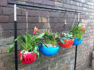 DIY Garden containers ideas