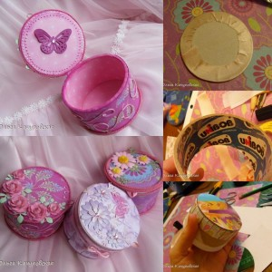 DIY Gift boxes ideas