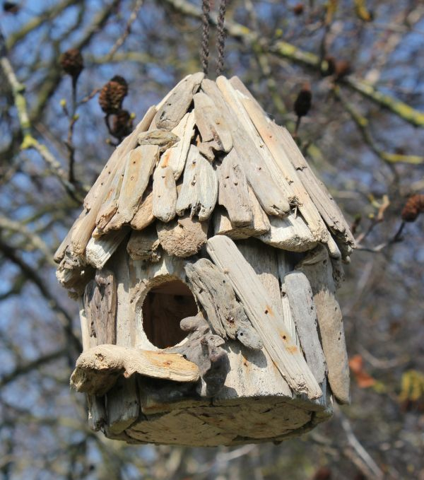 diy decorative birdhouses ideas