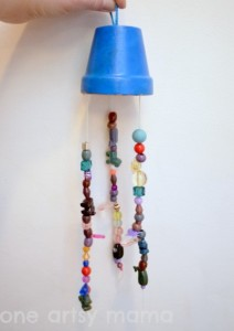 DIY wind chimes tutorial
