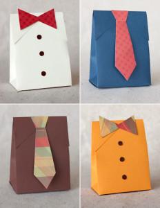 Gift boxes DIY