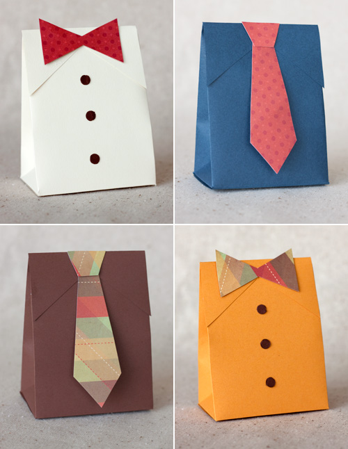 Diy Christmas Favor Boxes : Easy diy gift boxes for special events