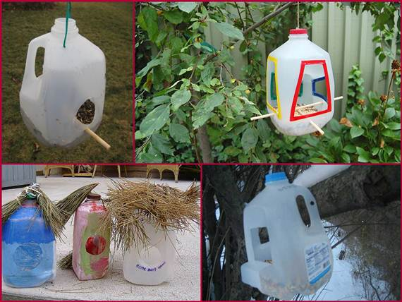 Diy decorative birdhouses ideas for Easy birdhouse ideas