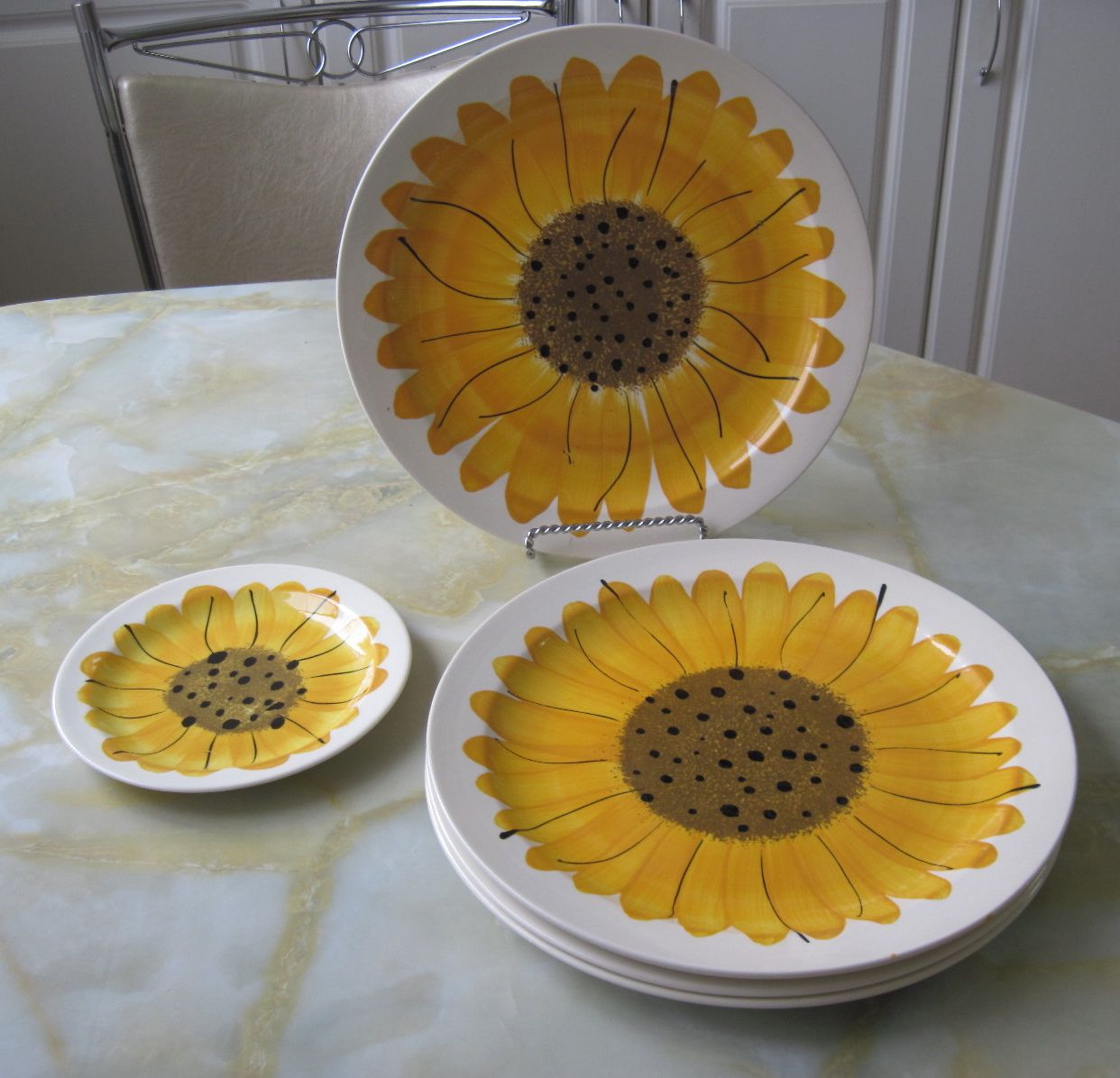Sunflower Home Decor: Sunflower Kitchen Decor Ideas For Modern Homes