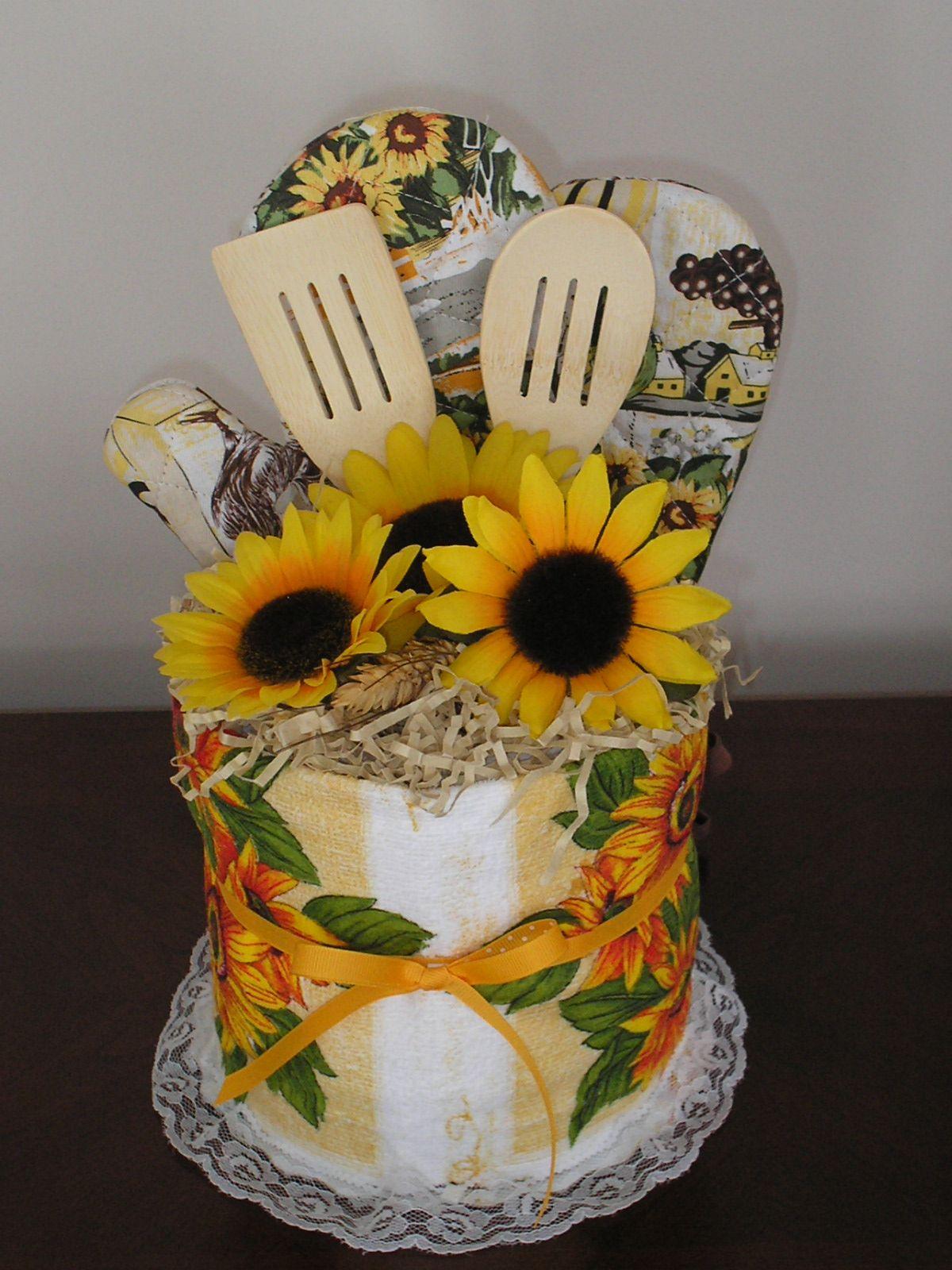 Sunflower Kitchen Decoration Guide