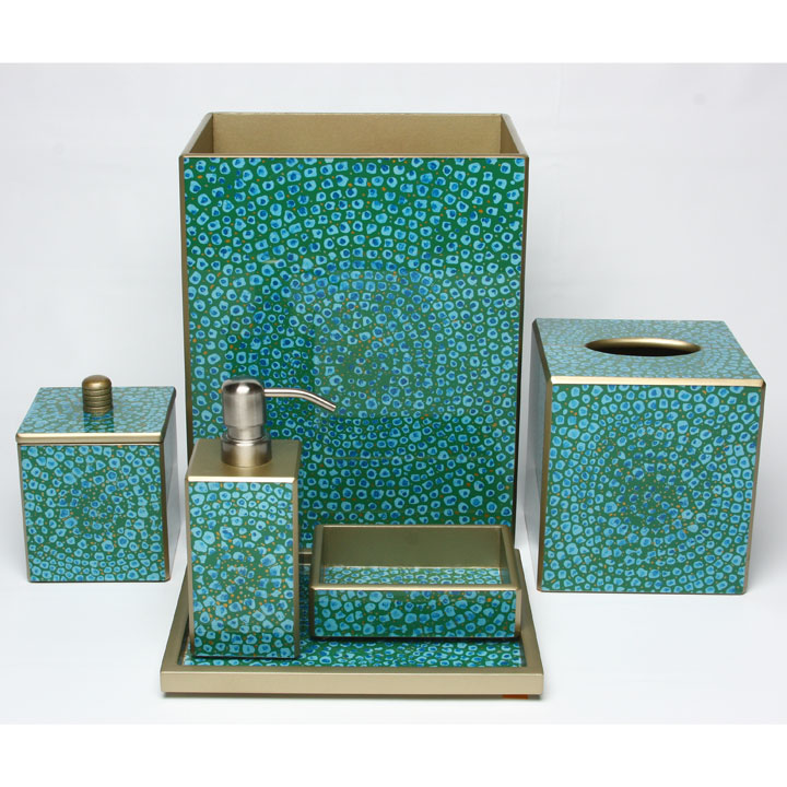Gallery For Teal Bathroom Decor
