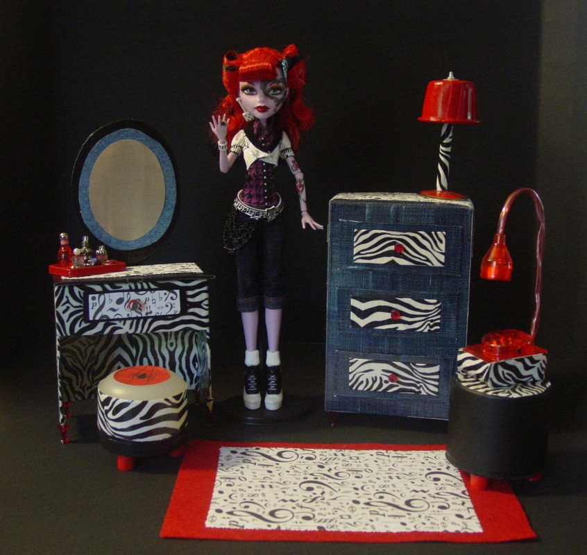 bedroom furniture sets with monster high theme are also available i