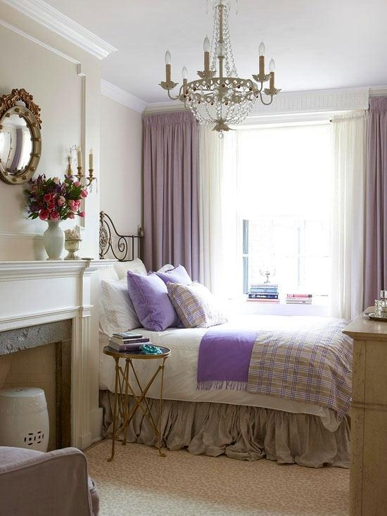 Decorated Bedroom Entrancing With Small Bedroom Decorating Ideas Lavender Photos
