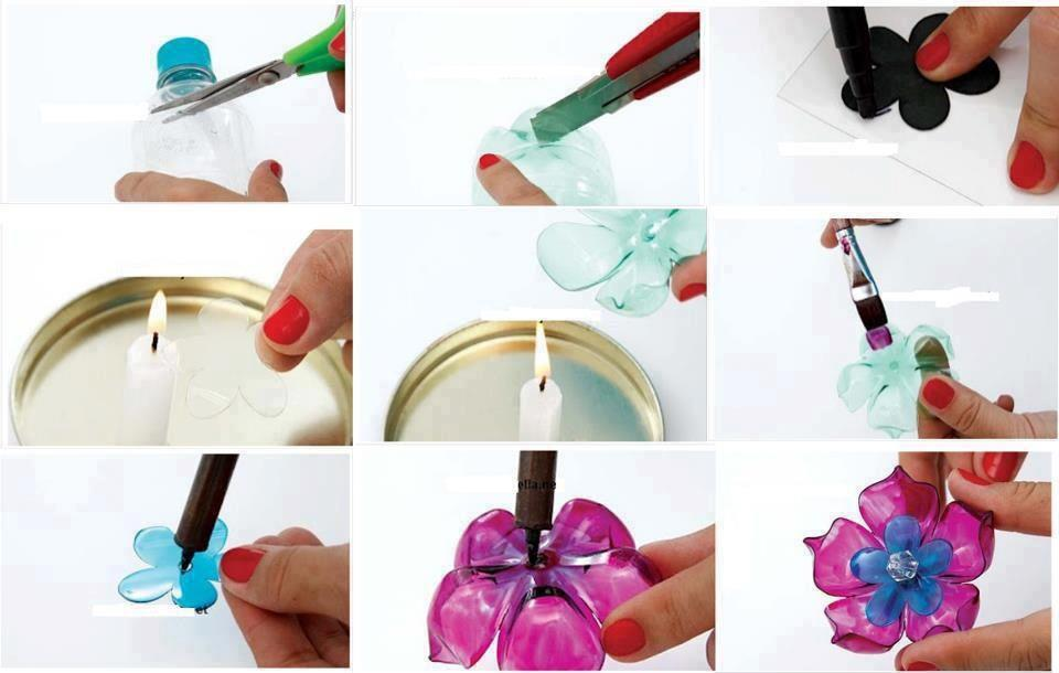 DIY Crafts Ideas Projects From Recycled Materials