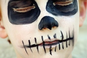 Halloween face painting ideas 2014