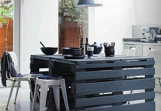 diy kitchen island ideas. Easy Diy Kitchen Island Ideas On Budget Made With Pallets  Interior Design