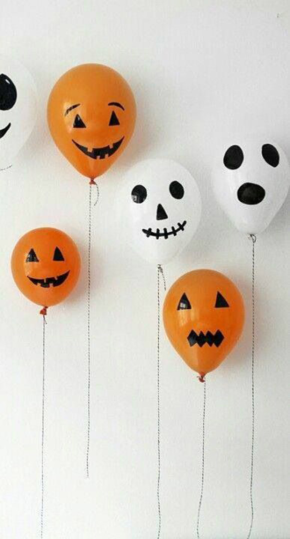 diy halloween party decorations - Homemade Halloween Party Decorations