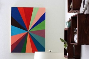 DIY acrylic canvas art ideas
