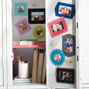 Locker Decorations With Frames