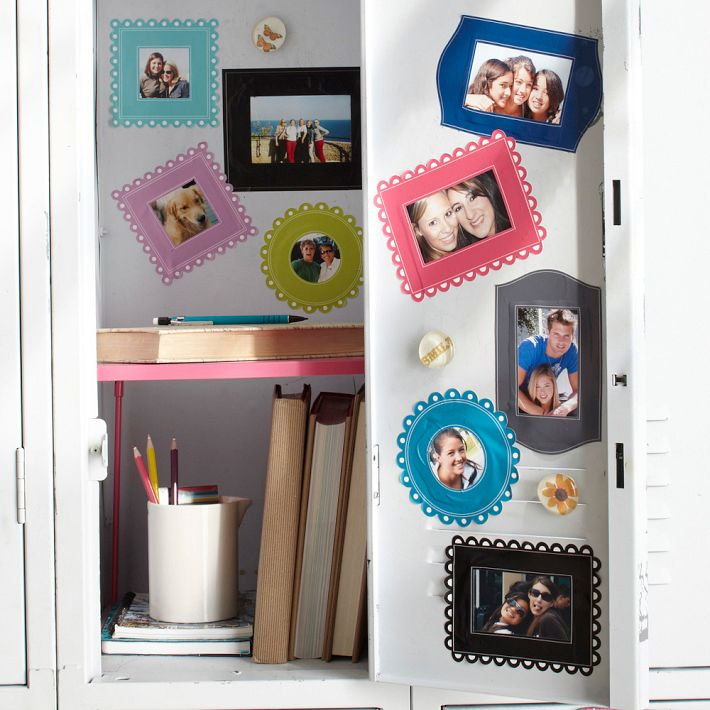easy diy locker decorations ideas for teenagers Locker Decoration Ideas