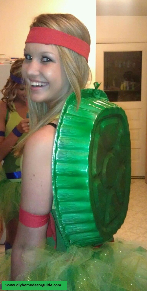 Easy last minute diy halloween costumes ideas diy ninja turtle halloween costumes solutioingenieria Images