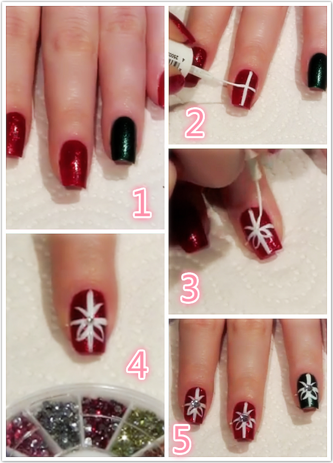 Easy diy nail designs for beginners 2014 easy diy nail art ideas solutioingenieria Choice Image