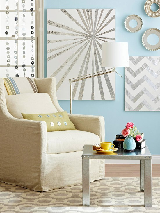 Easy Diy Wall Decor Ideas : Easy diy canvas art ideas for beginners