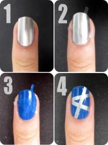 Nail designs DIY 2014
