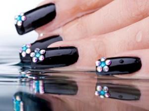 Simple DIY nail designs 2014