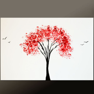 abstract canvas art ideas