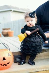 Witch costumes for babies