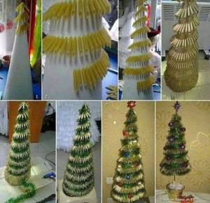 Artificial Christmas trees 2014